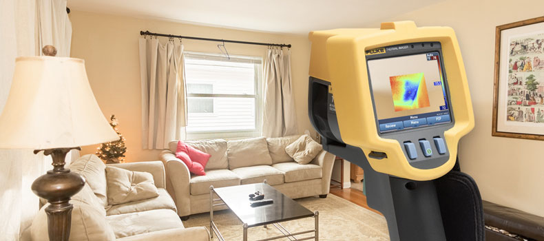 Get a thermal (infrared) home inspection from I & O Inspections